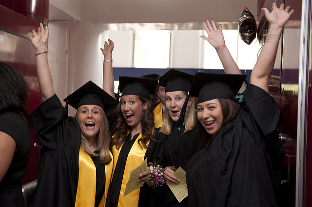 Congratulations to all Residential Life Graduates!